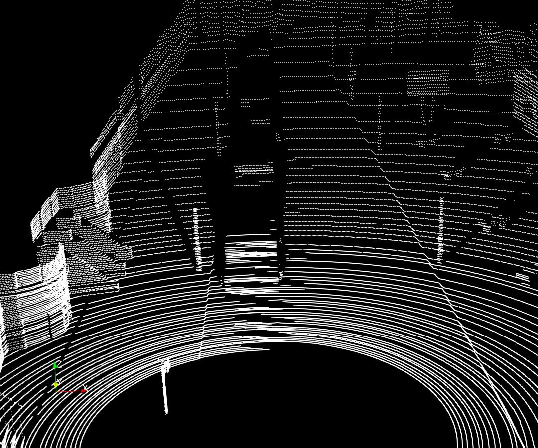 ASRL // Motion-Distorted Lidar