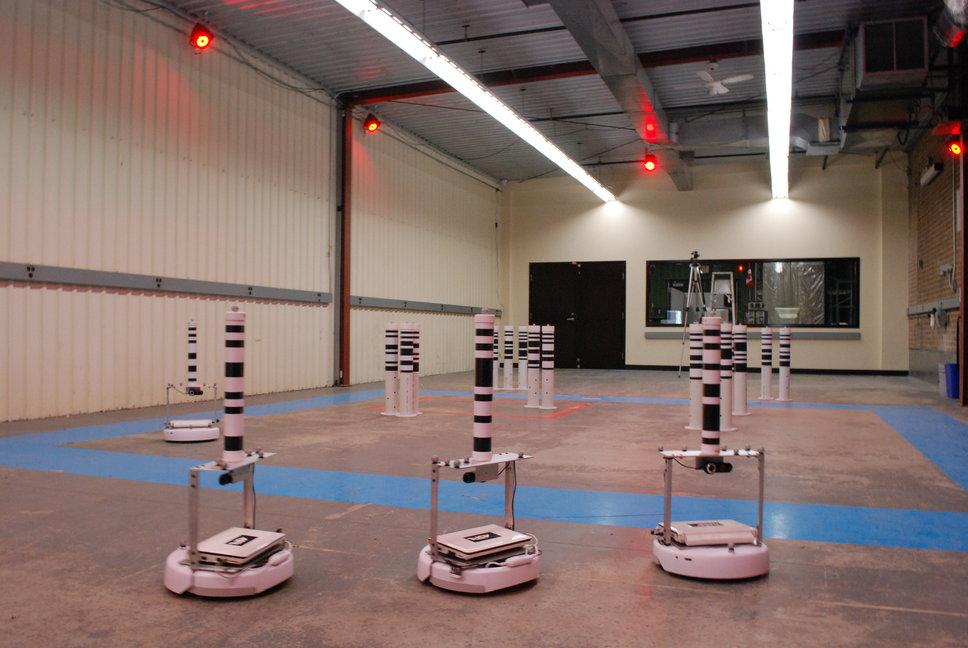 Autonomous Space Robotics Lab Keith Leung